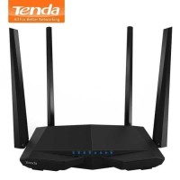Tenda AC6 HighSpeed Repeater WiFi AC1200 Smart Dual-Band Router