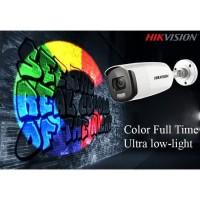PROMO Kamera Colorvu DS-2CE10DFT-F 1080P HIKVISION OUTDOOR