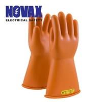 Novax Sarung Tangan Listrik Anti Setrum Class 00.2.500V (2,5kv)