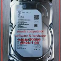 HARDISK 4TB SEAGATE FOR PC BARU.BERGARANSI
