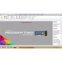 Program Toko iPos 5 Edisi Ultimate Original Dongle Free Konsultasi
