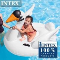 INTEX PELAMPUNG RENANG SWAN ANAK - BAN RENANG ANGSA RIDE ON BERENANG