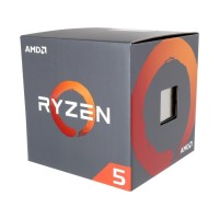 AMD Ryzen 5 1600 3.2Ghz Up To 3.6Ghz Cache 16MB 95W AM4