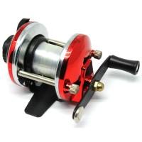 Reel Pancing / fishing reel Alat Pancing Precision Mini Casting