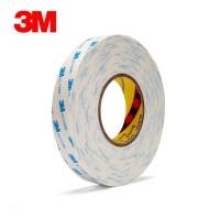 Double Tape 3M Pe FOAM Selotip Busa Perekat Mobil Motor 2mmx4M 1600 T