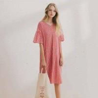Baju Wanita TWIST V BACK DRESS