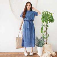 Baju Wanita PEPPER MAXI DRESS