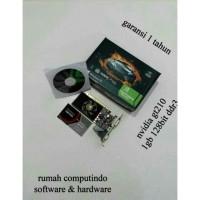 VGA CARD NVIDIA GT210 1GB 64BIT DDR3 BARU.BERGSRSNSI