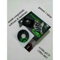VGA CARD ASSASSIN GT220 1GB 128BIT DDR3 BARU.BERGARANSI