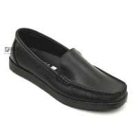 Sepatu Pria Slip On Casual Semi Formal Kulit Asli Big Size 0777