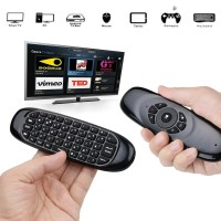 Fly Air Mouse Wireless TV BOX Keyboard 2.4G Rechargeable Remote Contro