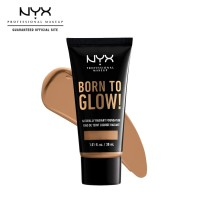 NYX Professional Make Up Born To Glow Foundation 12.7 Natural Tan