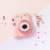 Instax Mini 9 Clear Pink Limited Edition