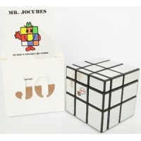 Rubik 3x3 Jocubes Mirror Silver