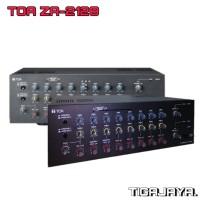 Ampli TOA / Mixer Power Amplifier TOA ZA 2128 M 2 X 120W, Stereo