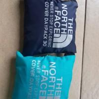 Coverbag raincover pelindung atau penutup tas dari hujan tnf jws