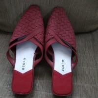 Sandal Wanita Bekro Merah