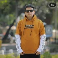 sweater hoodie pria outer luaran baju hoody anak remaja sekolah