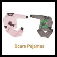 Piyama Kaos Bcare Cotton Baju Pakaian Tidur Bayi Anak Katun Lembut