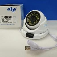 CAMERA CCTV EDGE HYBRID 4 IN 1 5MP 4K CHIPSONY KAMERA INDOOR METAL