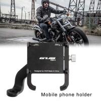 GUB pro 2 holder HP untuk motor full cnc