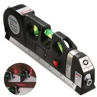Penggaris Laser Waterpass Meteran Laser MAnual 250 cm LEVELPRO3