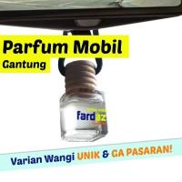 Parfum Mobil (Car Perfume) - Pewangi & Pengharum Ruangan