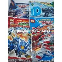 Mainan Model Kit Gundam Murah / Mainan Edukasi / Mainan Robot Anak