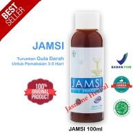 Obat Herbal Diabetes Gula Darah Kencing Manis JAMSI 100 ml