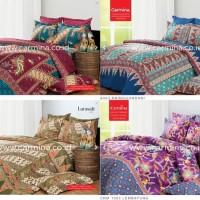 Sprei Batik Modern khas Indonesia Carmina uk Single [Harga