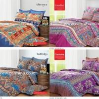 Sprei Batik Modern khas Indonesia Carmina uk King/Queen [Harga