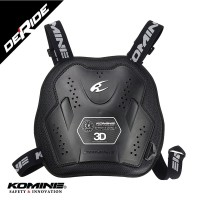 Komine SK-809 CE Level 2 Multi Chest Protector Pelindung Dada