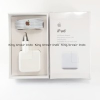 Charger Apple Ipad Mini 4 5 Air Iphone 5 6 7 8 X Original 100% 12 W