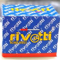 Paku Rivet Rivetti type 435 isi 1000 pcs