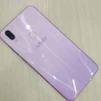 Vivo V11 Fairy Pink ram 4GB-64GB bekas mulus