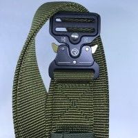 Rhodey Tali Ikat Pinggang Canvas Military Tactical 125cm - MU055 - Gre