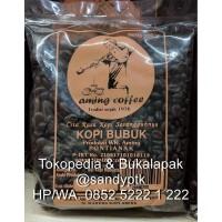 Biji Kopi Robusta Aming Coffee Khas Pontianak