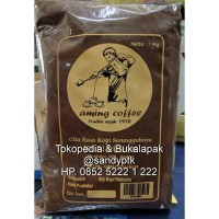 Kopi Bubuk Aming Coffee Khas Pontianak (1/2 Kg)