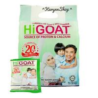 HiGoat Susu Kambing Malaysia