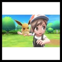 Nintendo Switch Pokemon Let'S Go Eevee / Lets Go