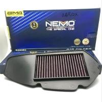 Variasi Air Filter Udara NEMO Motor Yamaha AEROX 155 Termurah..