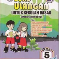 Kitab Buku Ulangan Untuk Sekolah Dasar Dan Madrasah Ibtidaiyah Kelas 5