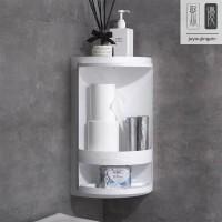 Toilet corner organizer 816t Rak Serbaguna putar 816t STORAGE RACK