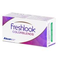 freshlook alcon fresh look color blends softlens warna
