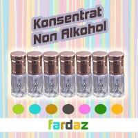 Parfum Non Alkohol Konsentrat - FARDAZ Minyak Wangi Pria & Wanita