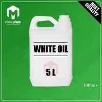 Pure White Oil 5 Liter / Pure Mineral Oil 5 Liter