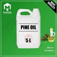 Pine Oil 5 Liter / Minyak Pinus 5 Liter / Disinfektan Karbol