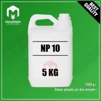 NP 10 Nonylphenol Ethoxylate 10 5 Kg - Surfactant - Emulsifier