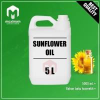 Sun Flower / Sunflower Oil 5 Lite / Minyak Biji Bunga Matahari 5 Liter