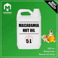 Macadamia Nut Oil 5 Liter / Minyak Kacang Macadamia 5 Liter